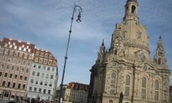 Rebuilt Dresden