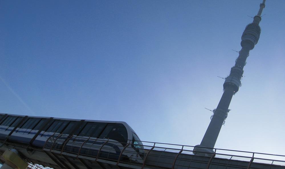 Monorail and Ostankino